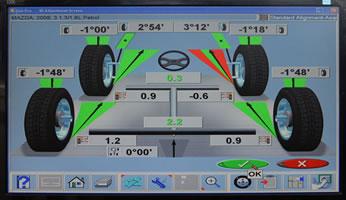 Prosport Auto Servis centriranje trapa