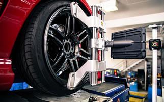 Centriranje trapa Prosport Auto