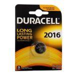 Baterija 3V Litijumska DURACELL 2016 - Prosport Auto