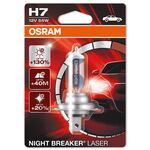 H7 Sijalica 12V 55W Osram Night Breaker LASER 64210NL-01B