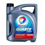 Motorno ulje TOTAL QD 7000 4L 10W-40 diesel